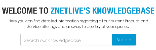 Our Revamped Knowledge base is Now Live