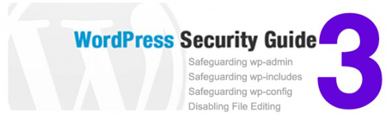 15 Steps to Secure Your WordPress Site (3)- Safeguarding wp-admin, wp-includes, wp-config.php, disallowing file editing & updating plugins