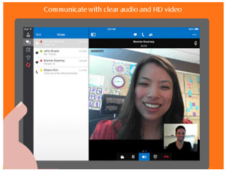 Audio & video conferencing with Skype for Business
