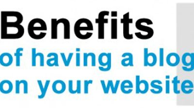 5 Advantages of having a blog on your Website