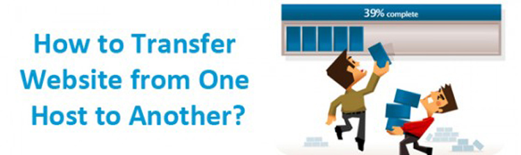 How to Transfer Website from One Web Hosting Provider to Another?