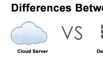 5 Differences between Cloud and Dedicated Servers
