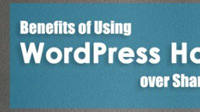 5 Benefits of WordPress hosting over shared hosting for your WordPress site/blog