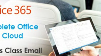 Work Smart & Boost your Productivity with Office 365 (1) Business class Email