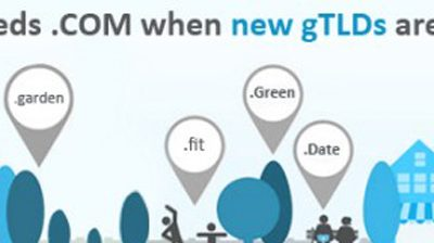 What is trending? New gTLDs or.com