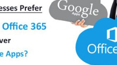 Why Office 365 is a Better Business Choice than Google Apps?
