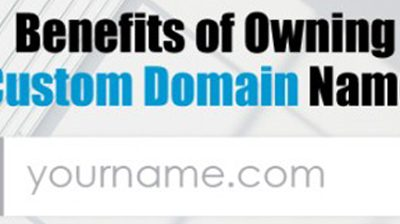 9 Benefits of Custom Domain Name for a Blog