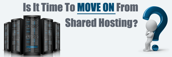 change from shared hosting to VPS/Dedicated hosting paln