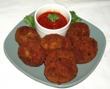 Mix veg cutlets healthy tiffin recipe for kids in 2018