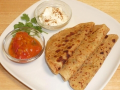 stuffed paranthas healthy tiffin recipe for kids in 2018