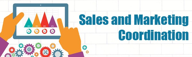 How your marketing team can complement the sales guys, and help them sell more.