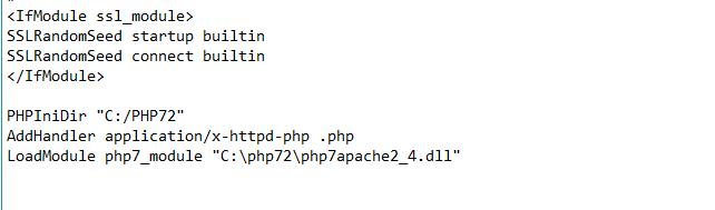 How to install Apache, PHP, and MYSQL on Windows 10 Machine 21