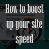How to boost up your site speed and bandwidth with SSD caching?