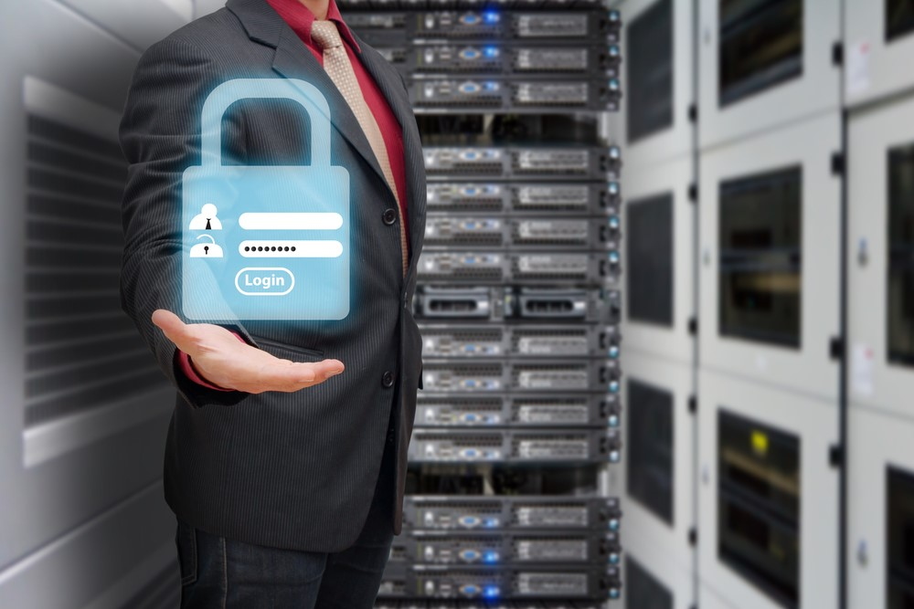 Secure cloud hosting solution