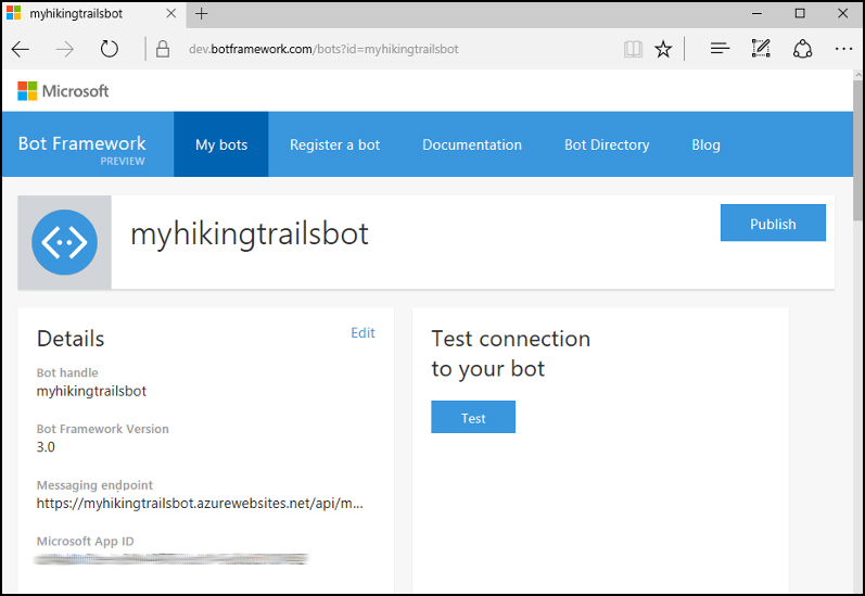 Azure Bot Service 3