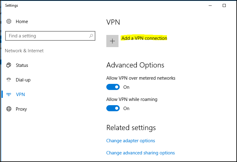 How to configure VPN on Windows Server 2019? 16