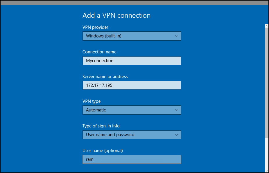 How to configure VPN on Windows Server 2019? 17