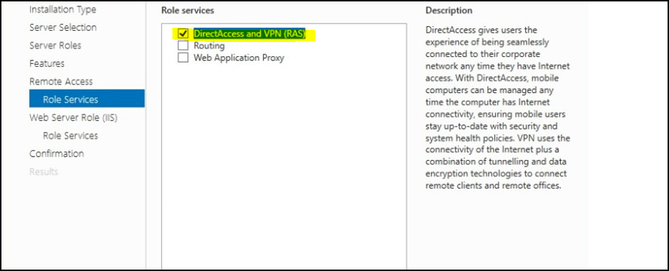 How to configure VPN on Windows Server 2019? 2