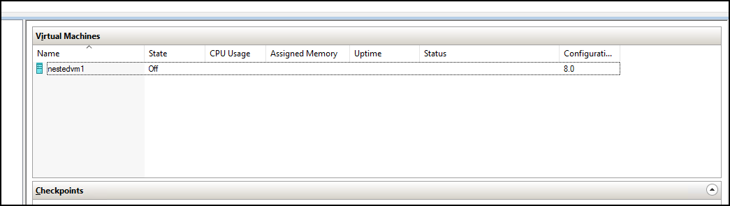 How to run Hyper-V in a Virtual Machine with Nested Virtualization? 2