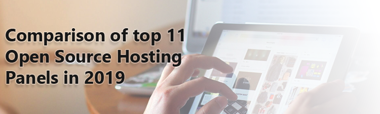 top hosting control panels