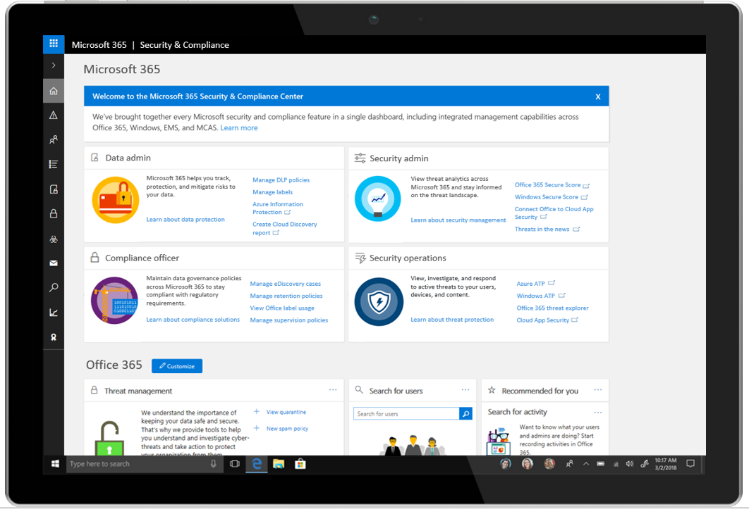 iosk Browser solution in Windows 10 Microsoft 365