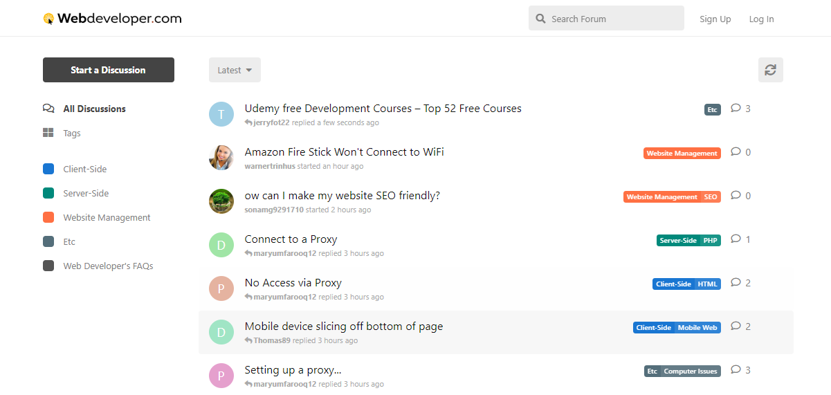 Top 20 best web development communities that no developer