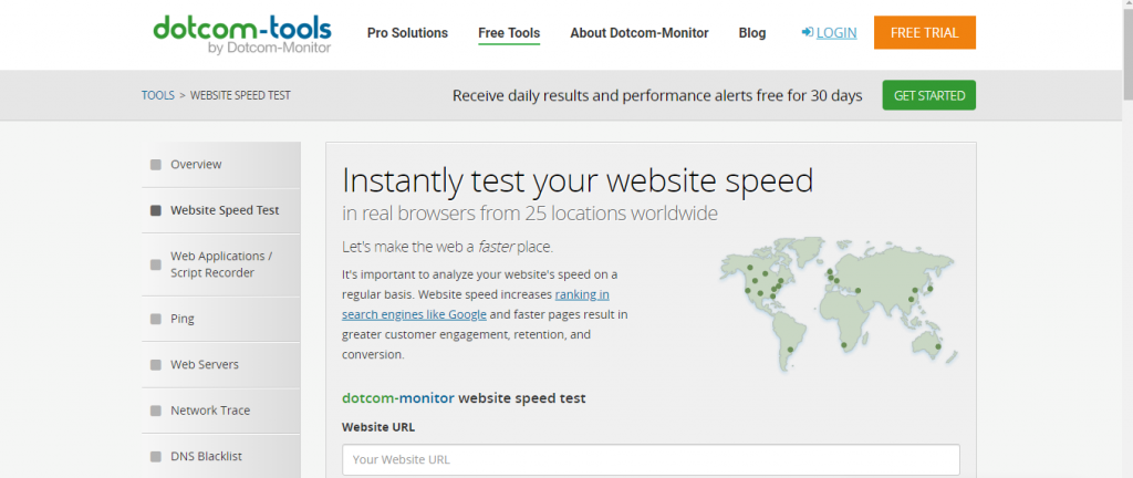 Top 10 free tools to test your website speed 2