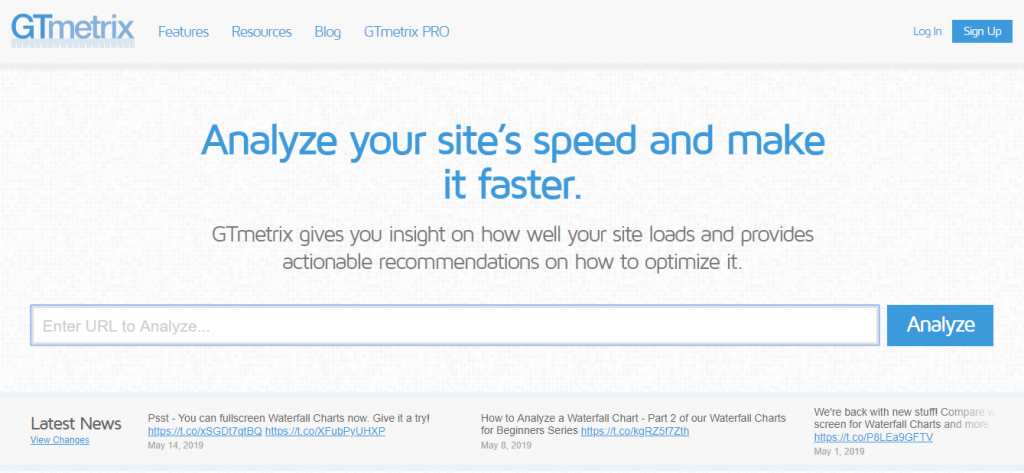 Top 10 free tools to test your website speed 5