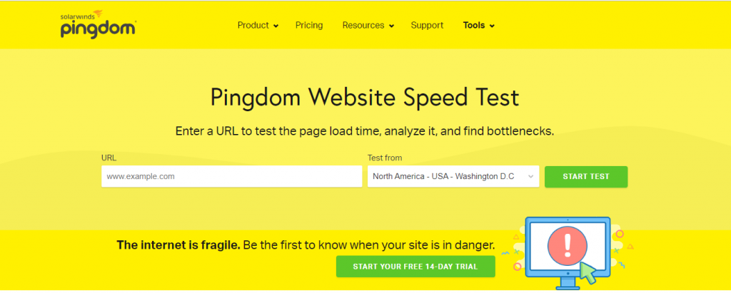 Top 10 free tools to test your website speed 6