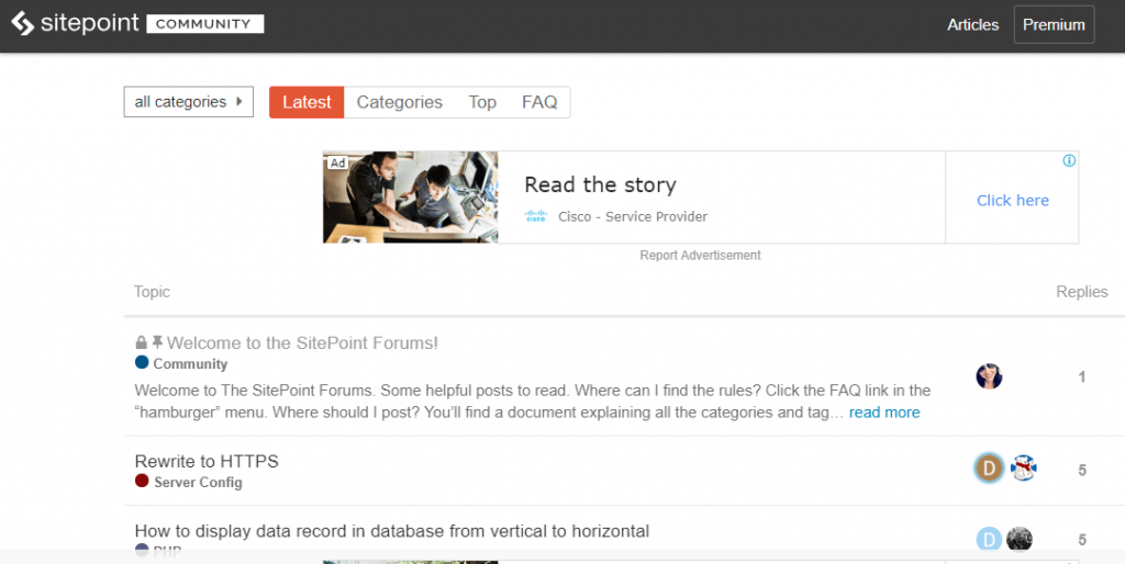 The-Sitepoint-Community