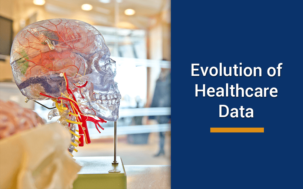 Evolution of healthcare data – historical facts one should know