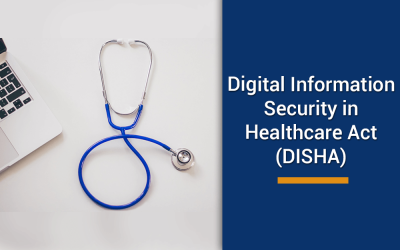 What is Digital Information Security in Healthcare Act (DISHA) in India?