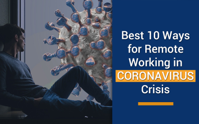 Coronavirus: How to work from home? Top 10 tips