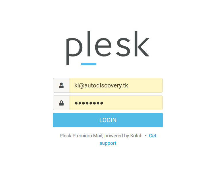 All about secure email services and collaboration suite by Plesk 4
