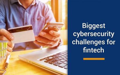 5 biggest cybersecurity challenges for fintech enterprises in 2020