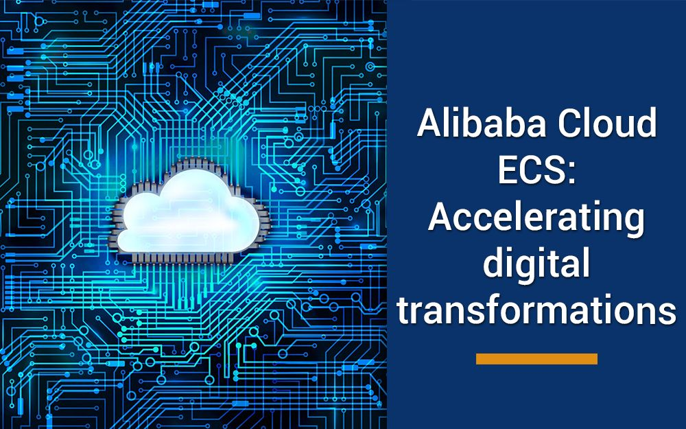 Why Alibaba Cloud ECS should be your one-stop hosting solution?