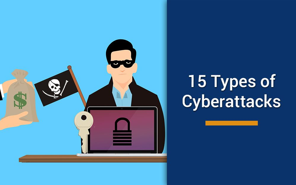 15 types of cyberattacks you need to secure your business from