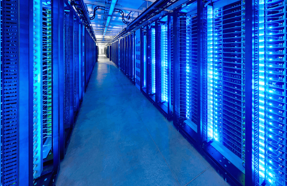 ODedicated Servers for blazing fast performance