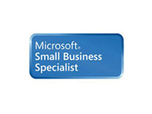 Microsoft Small Business Specialist icon