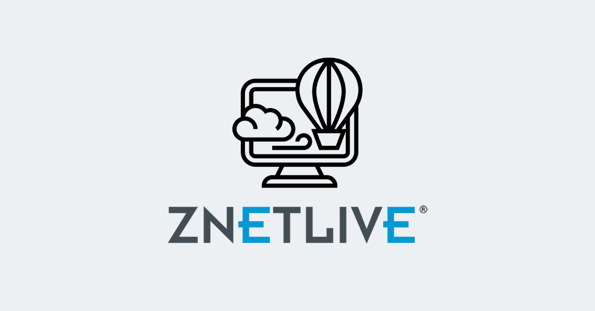 Domains, WordPress Hosting, VPS, Dedicated, Cloud Hosting - ZNetLive
